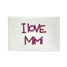 Cute Birthday names Rectangle Magnet