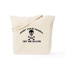 BACON PIRATE Tote Bag