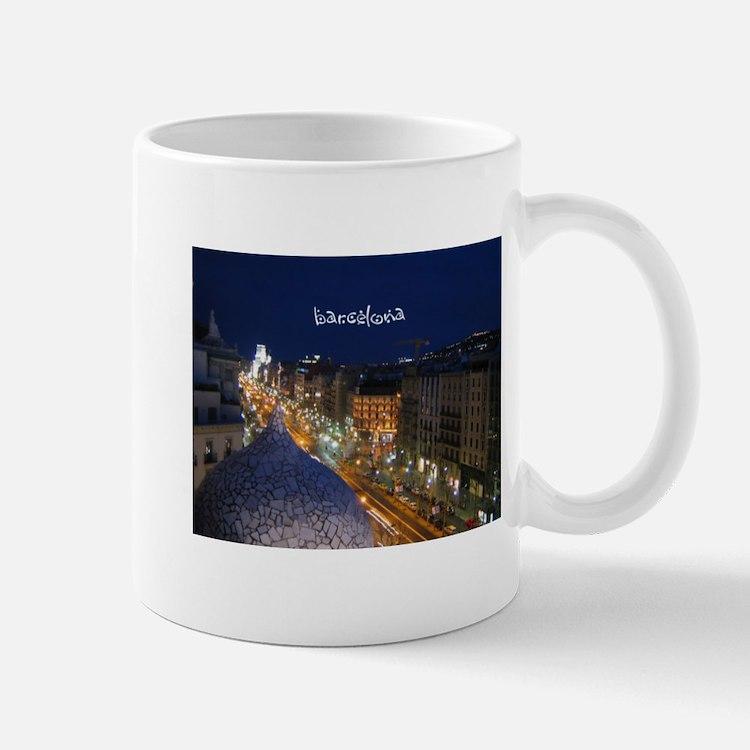I heart barcelona coffee mugs i heart barcelona travel for Mug barcelona