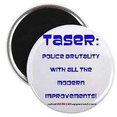 TASER Magnet