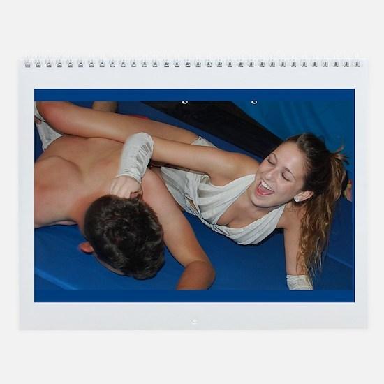 2011 Girls & Mixed Wrestling Calendar