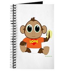 Love Monkey Journal