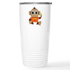 Love Monkey Travel Mug