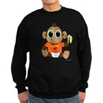 Love Monkey Sweatshirt (dark)