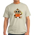 Love Monkey Light T-Shirt