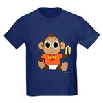 Love Monkey Kids Dark T-Shirt (colors)