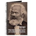 Humor in Politics: Karl Marx Journal