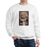 Humor in Politics: Karl Marx Sweatshirt