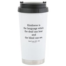 Mark Twain 6 Travel Mug