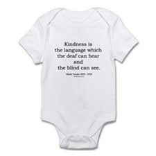 Mark Twain 6 Infant Bodysuit