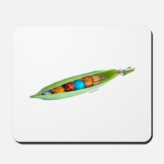 World Peas 3 Mousepad