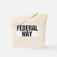 Federal Way, Washington Tote Bag