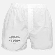 Mark Twain 8 Boxer Shorts
