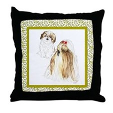Shih Tzu Original SP Throw Pillow