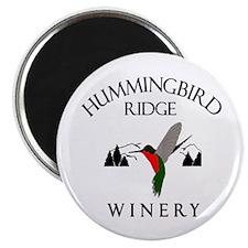 Hummingbird Ridge Winery Magnet