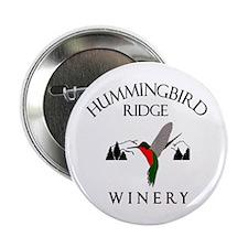 "Hummingbird Ridge Winery 2.25"" Button"