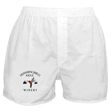 Hummingbird Ridge Winery Boxer Shorts