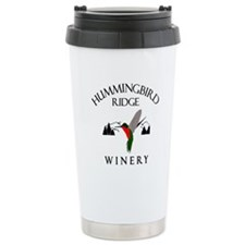 Hummingbird Ridge Winery Travel Mug