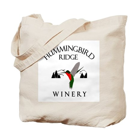 Hummingbird Ridge Winery Tote Bag