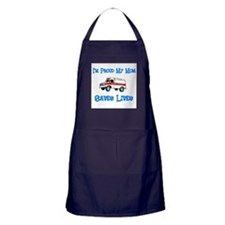 Ambulance Pride-Mom Apron (dark)