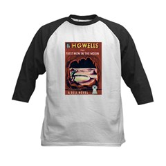 Kids Baseball Jersey - Sample