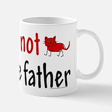 Not father (both) Mug