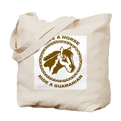Ride A Guamanian Tote Bag