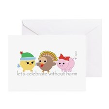 Let's Celebrate Greeting Cards (Pk of 10)
