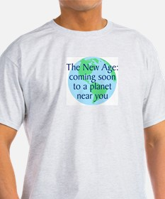 New Age Coming Soon T-Shirt