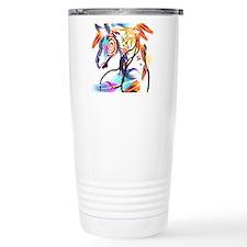 Bright Horse Travel Mug
