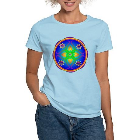Healing Mandala Women's Light T-Shirt