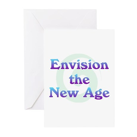Envision New Age Greeting Cards (Pk of 10)