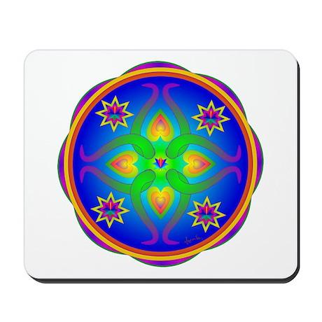 Healing Mandala Mousepad