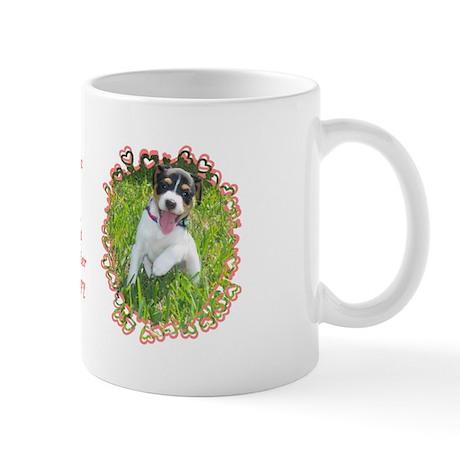 RAT TERRIER PUPPY Mug