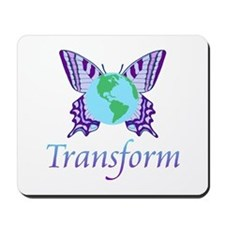 Butterfly Earth Mousepad