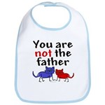 Not father (cats) Bib