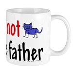 Not father (cats) Mug