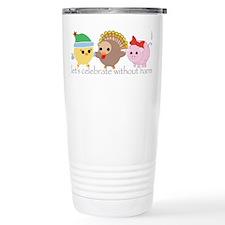 Let's Celebrate Travel Mug