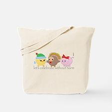 Let's Celebrate Tote Bag