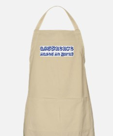 Abstinence makes me Horny BBQ Apron