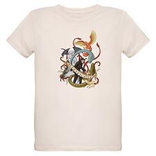 I Heart Cryptozoology T-Shirt