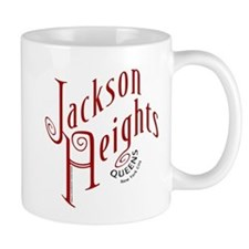 Jackson Heights, NY 11372 Mug