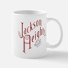 Jackson Heights, NY 11372 Mug