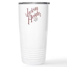 Jackson Heights, NY 11372 Travel Mug