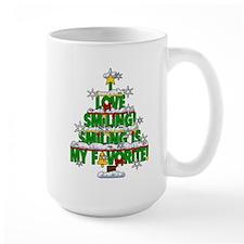 I LOVE SMILING CHRISTMAS ELF SPECIAL Mug
