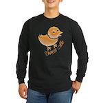 Tweet Me Long Sleeve Dark T-Shirt