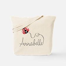 Ladybug Annabelle Tote Bag