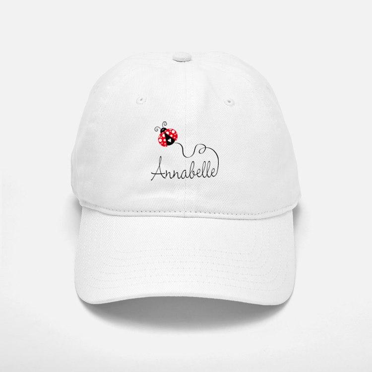 Ladybug Annabelle Baseball Baseball Cap