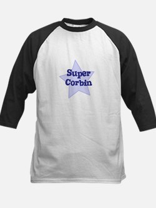 Super Corbin Kids Baseball Jersey