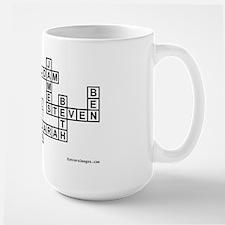 HINSON II Scrabble-Style Mug